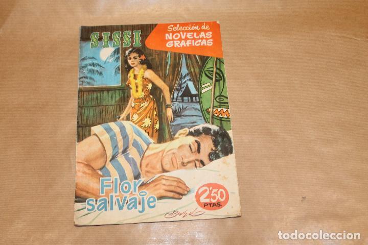 SISSI Nº 90, SELECCIÓN NOVELAS GRAFICAS, EDITORIAL BRUGUERA (Tebeos y Comics - Bruguera - Sissi)