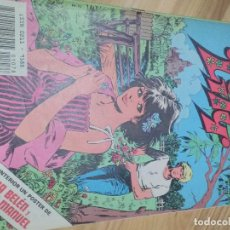 Tebeos: COMIC TEBEO BRUGUERA LILY N 1078 CON POSTER. Lote 161011322