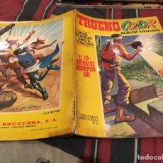 Tebeos: TRUENO COLOR - ALBUM TRUENO - Nº 25 EL TORREON DE WAMPUNCHI - BRUGUERA. 1972. Lote 161145626