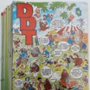 Tebeos: DDT TERCERA ÉPOCA AÑO 1972 (21 EJEMPLARES) VER RELACIÓN. Lote 161156950