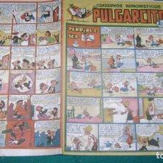 Tebeos: PULGARCITO 1945 NUMERO 56 CJ 13. Lote 161184546