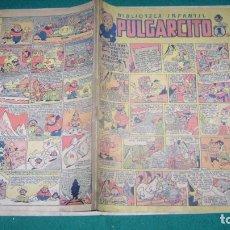 Tebeos: PULGARCITO 1945 NUMERO 5 PETICION DE MANO FURCIO BUSCABOLLOS CJ 13. Lote 161184622