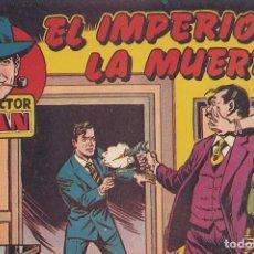 Tebeos: COMIC COLECCION INSPECTOR DAN Nº 26 PROCEDE ENCUADERNACION . Lote 161217442