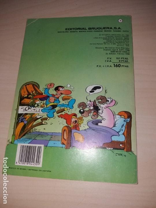 Tebeos: SUPER LÓPEZ - BRUGUERA OLÉ - SEGUNDA EDICIÓN 1986 - Foto 5 - 135608142