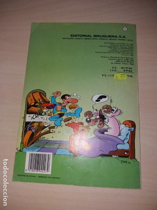 Tebeos: SUPER LÓPEZ - BRUGUERA OLÉ - SEGUNDA EDICIÓN 1986 - Foto 9 - 135608142