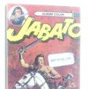 Tebeos: JABATO Nº1 ALBUM COLOR BRUGUERA-SIMILAR A DDT,MORTADELO,PULGARCITO,TIO VIVO,DIN DAN.. Lote 161274542