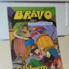 Tebeos: BRAVO AÑO 1 Nº 73 EL CACHORRO Nº 37 SIETE LATIGOS - BRUGUERA -. Lote 161402802