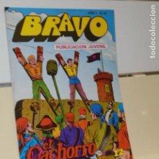 Tebeos: BRAVO AÑO 1 Nº 47 EL CACHORRO Nº 24 BATALLA NAVAL - BRUGUERA -. Lote 161404046