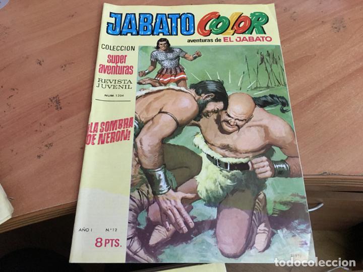 Tebeos: JABATO COLOR PRIMERA EDICION EPOCA LOTE Nº 1 AL 31 . MUY BUEN ESTADO (BRUGUERA) (COIM27) - Foto 21 - 161409306