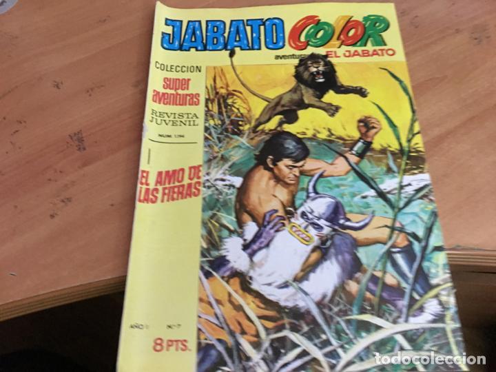 Tebeos: JABATO COLOR PRIMERA EDICION EPOCA LOTE Nº 1 AL 31 . MUY BUEN ESTADO (BRUGUERA) (COIM27) - Foto 26 - 161409306