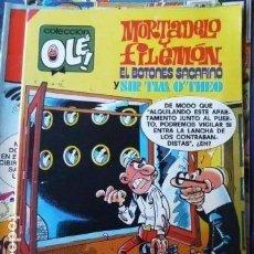 Tebeos: MORTADELO Y FILEMON COLECCION OLE N.167. Lote 161415606
