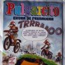 Tebeos: 6 COMIC PULGARCITO Nº16-88-81-74-EXTRA PRIMAVERA-SUPER 152 BRUGUERA AÑOS 80 NUEVO. Lote 161447554