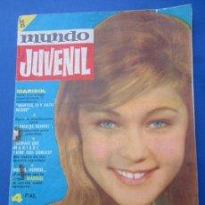 Tebeos: MUNDO JUVENIL , NUMERO 11 AMIGOS DE MARISOL , BRUGUERA 1963. Lote 161476186