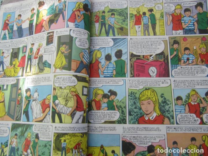Tebeos: mundo juvenil , numero 11 amigos de marisol , bruguera 1963 - Foto 5 - 161476186