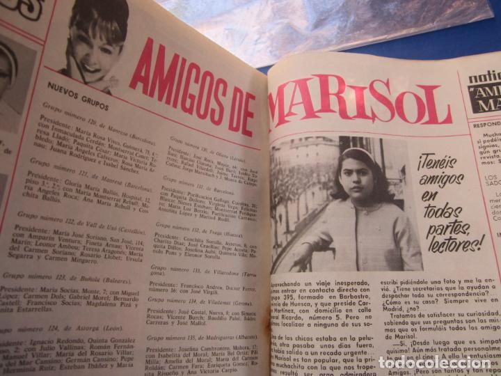 Tebeos: mundo juvenil , numero 11 amigos de marisol , bruguera 1963 - Foto 9 - 161476186