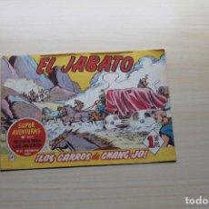 Tebeos: EL JABATO Nº 131, EDITORIAL BRUGUERA. Lote 161697650