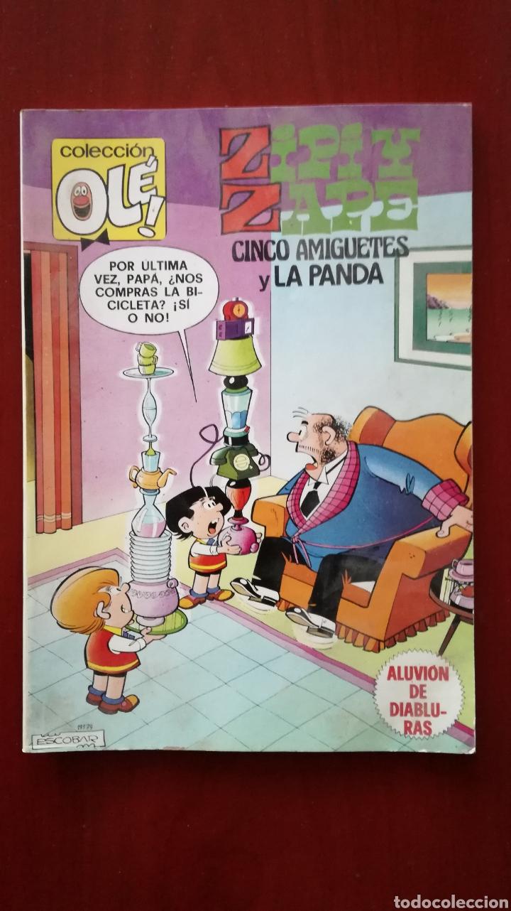 OLÉ! ZIPI ZAPE N°184 (Tebeos y Comics - Bruguera - Ole)