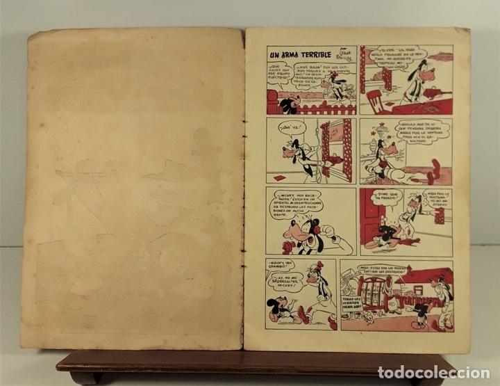 Tebeos: HISTORIETAS WALT DISNEY. EDIT. BRUGUERA. BARCELONA. 1945. - Foto 4 - 161739682
