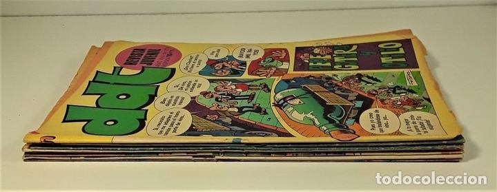 Tebeos: REVISTA JUVENIL DDT. 8 EJEM. EDIT. BRUGUERA. BARCELONA. 1953/1974. - Foto 2 - 161746158