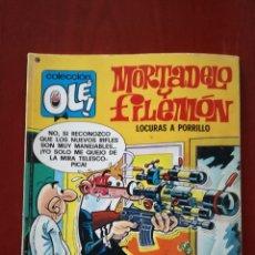 Tebeos: OLÉ! MORTADELO Y FILEMÓN N°153. Lote 161839514