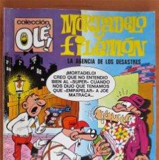Tebeos: OLE MORTADELO Y FILEMON Nº 89 1ª EDICION. Lote 161840154