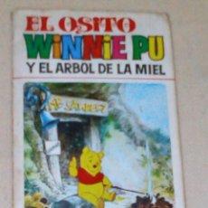 Tebeos: VENDO LIBRO INFANTIL (WINNIE DE PU Y EL ARBÓL DE LA MIEL). Lote 161855274