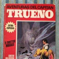 Tebeos: AVENTURAS DEL CAPITAN TRUENO EXTRA ESPECIAL N° 5: EL DOCTOR MAGICO - ALBUM ROJO (BRUGUERA 1970). Lote 161873322