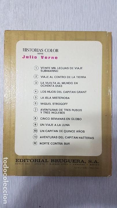 Tebeos: LIBRO MIGUEL STROGOFF - EDITORIAL BRUGUERA - Foto 4 - 162088762