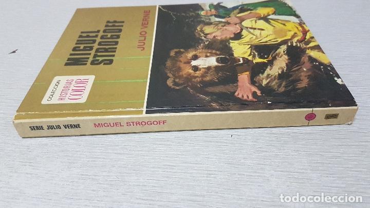 Tebeos: LIBRO MIGUEL STROGOFF - EDITORIAL BRUGUERA - Foto 5 - 162088762