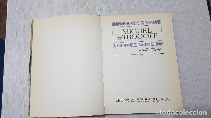Tebeos: LIBRO MIGUEL STROGOFF - EDITORIAL BRUGUERA - Foto 7 - 162088762
