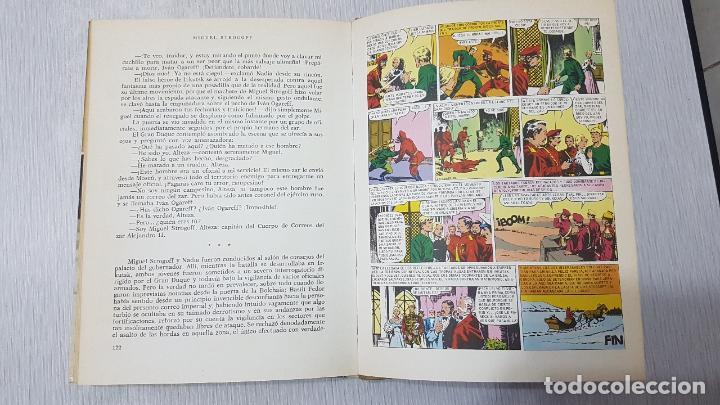 Tebeos: LIBRO MIGUEL STROGOFF - EDITORIAL BRUGUERA - Foto 8 - 162088762