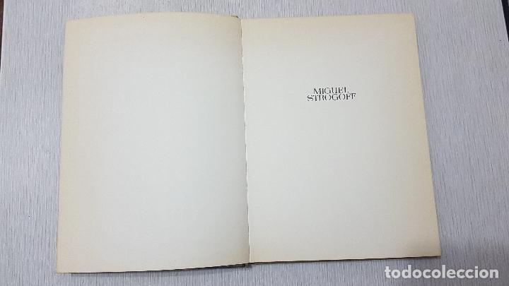 Tebeos: LIBRO MIGUEL STROGOFF - EDITORIAL BRUGUERA - Foto 9 - 162088762