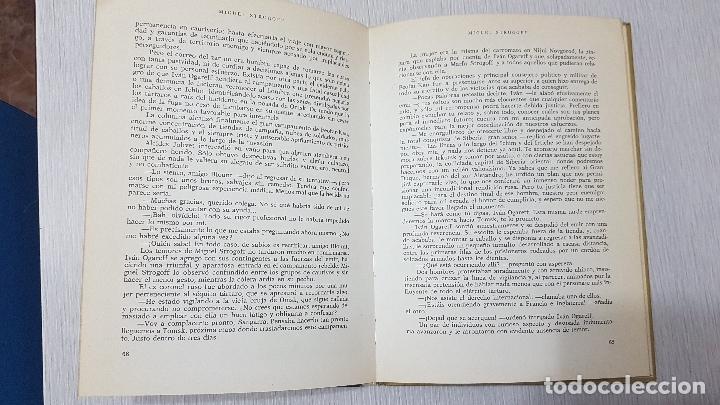Tebeos: LIBRO MIGUEL STROGOFF - EDITORIAL BRUGUERA - Foto 12 - 162088762
