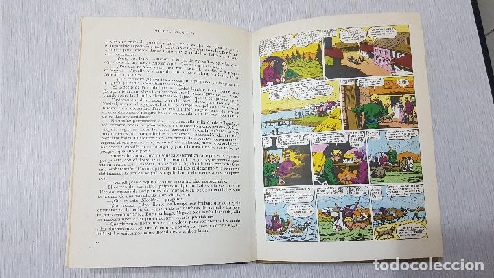 Tebeos: LIBRO MIGUEL STROGOFF - EDITORIAL BRUGUERA - Foto 13 - 162088762