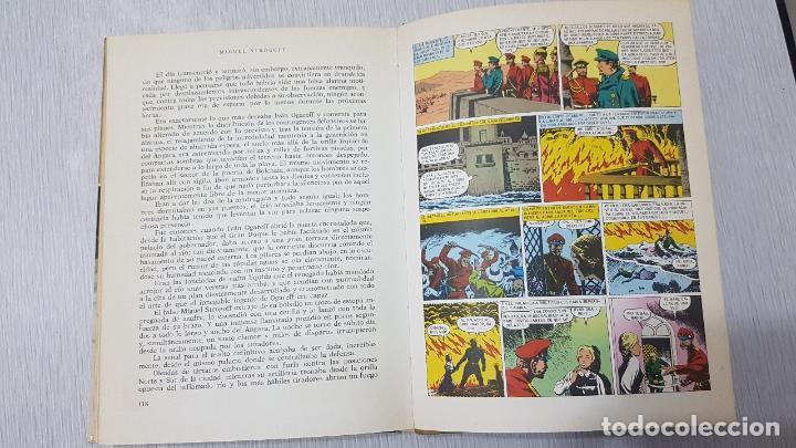 Tebeos: LIBRO MIGUEL STROGOFF - EDITORIAL BRUGUERA - Foto 14 - 162088762