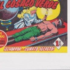 Livros de Banda Desenhada: EL COSACO VERDE Nº 23. PEDIDO MÍNIMO EN CÓMICS: 4 UNIDADES. Lote 162247402