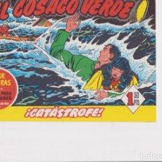 Livros de Banda Desenhada: EL COSACO VERDE Nº 27. PEDIDO MÍNIMO EN CÓMICS: 4 UNIDADES. Lote 162263314