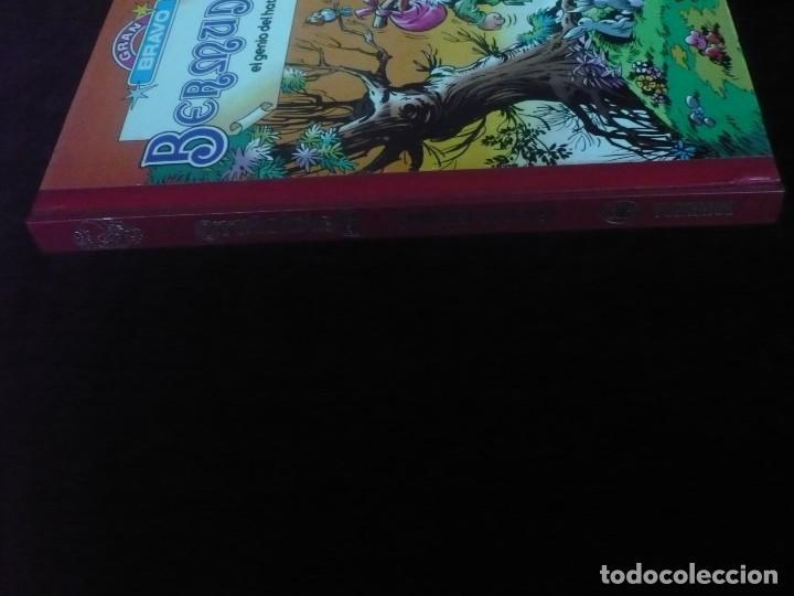 Tebeos: bermudillo el genio del hatillo gran bravo obra completa 1ª edicion setiembre 1982 excelente estado - Foto 3 - 162293094