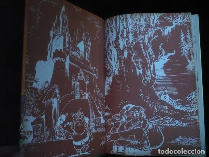 Tebeos: bermudillo el genio del hatillo gran bravo obra completa 1ª edicion setiembre 1982 excelente estado - Foto 4 - 162293094
