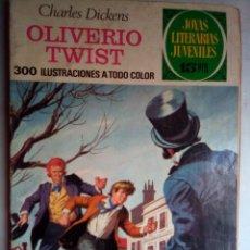 Tebeos: JOYAS LITERARIAS JUVENILES- Nº 70 -OLIVERIO TWIST-1ª ED.1973-GRAN JESÚS REDONDO-BUENO-DIFÍCIL-1026. Lote 162309386