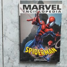 Tebeos: MARVEL ENCICLOPEDIA : SPIDERMAN. PLANETA.. Lote 162382402