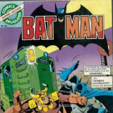 Tebeos: BATMAN Nº 1 - COLECCION COMICS BRUGUERA SUPER ACCION Nº 44 - BRUGUERA 1979 . Lote 162387374