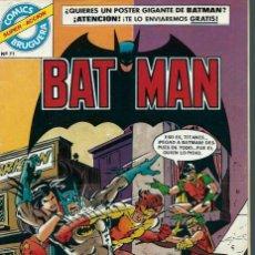 Tebeos: BATMAN Nº 10 - COLECCION COMICS BRUGUERA SUPER ACCION Nº 71 - BRUGUERA 1979 . Lote 162388022