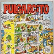 Tebeos: PULGARCITO EXTRA VERANO (BRUGUERA 1972) CON SHERIFF KING, CONSERVA LOS BILLETES DE MORTADELOS.. Lote 112911483