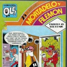 Tebeos: OLE Nº 270 - 25 ANIVERSARIO MORTADELO Y FILEMON - ESTRELLAS DEL COMIC - BRUGUERA 1983. Lote 162403946