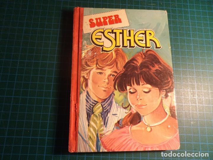SUPER ESTHER. Nº 3. BRUGUERA. (Tebeos y Comics - Bruguera - Esther)
