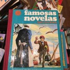 Tebeos: FAMOSAS NOVELAS - TOMO VI 6 - BRUGUERA - PRIMERA EDICIÓN. Lote 208016715