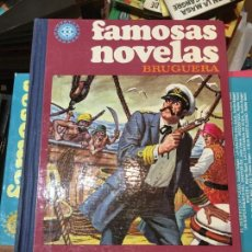 Tebeos: FAMOSAS NOVELAS - TOMO VII 7 - BRUGUERA - PRIMERA EDICIÓN. Lote 162518854
