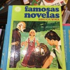 Tebeos: FAMOSAS NOVELAS - TOMO XI 11 - BRUGUERA. Lote 162519414