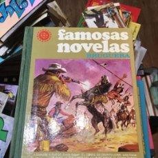 Tebeos: FAMOSAS NOVELAS - TOMO XVI 16 - BRUGUERA. Lote 162519582